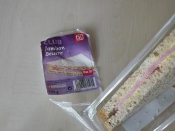 Le fameux Jambon Beurre